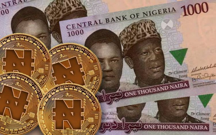 E naira coin cryptocurrency
