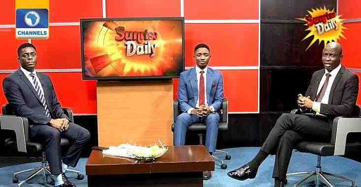 JUST IN Channels TV Sunrise Daily Presenters Arrested over Anti Buhari Interview