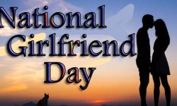 National Girlfriend Day August 1st