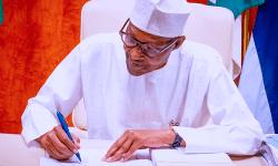 Petroleum Industry Bill into law