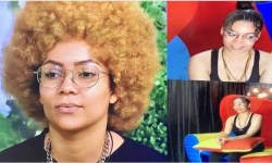 #BBNaija: Biggie assigns Maria with task of picking 'bottom 6 housemates' for possible eviction (Video)
