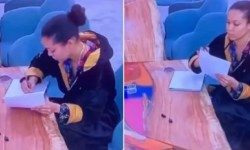 #BBNaija: Reactions Trail Some Housemates' Low Scores After Maria's Scorecard For Sunday's Fake Eviction Leaked