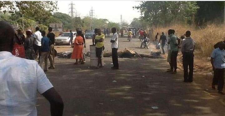 Unknown Gunmen Killings
