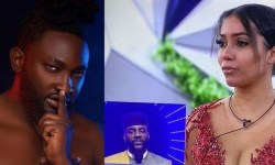 """#BBNaija: """"She was milked dry, yet couldn't be saved"""" - Uti Nwachukwu sympathizes with Maria"""