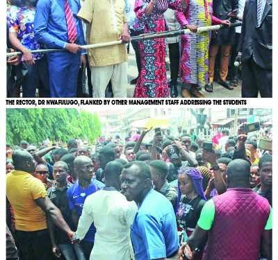 Federal Polytechnic Oko ASUP Strike