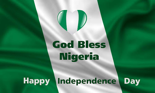Happy Independence Day Nigeria Greetings
