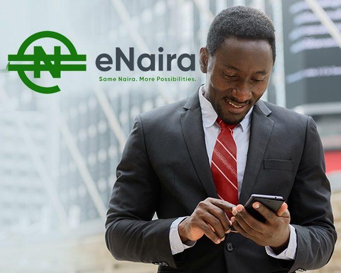 eNaira Wallet App Zenith Bank