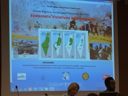Systematic Violations with Impunity powerpoint