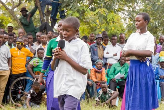 NGO in Tanzania