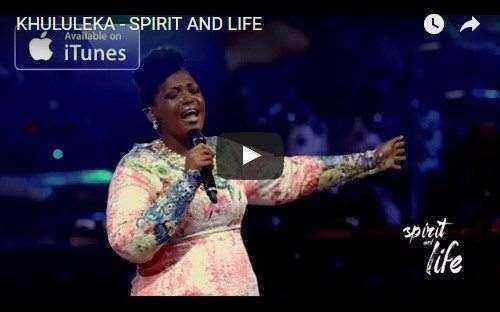 Khululeka (Be Free) Lyrics by Ntokozo Mbambo