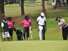 Image result for Golfers converge on Ikoyi club for charity club