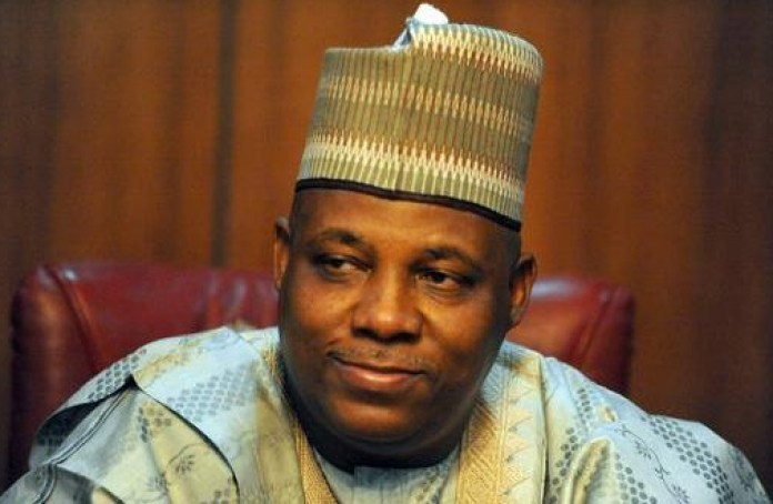 Image result for Borno State governor Kashim Shettima