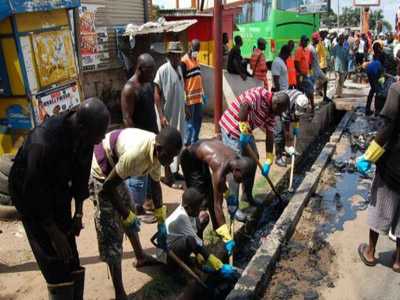 Image result for environmental sanitation nigeria