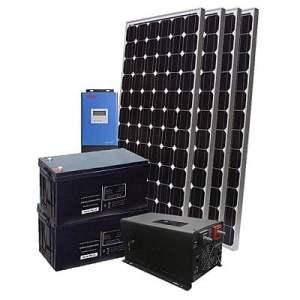 inverter and solar