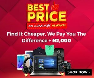 Get Ready for Jumia Christmas Sale (12/12)