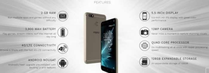 Fero Royale Y2 features