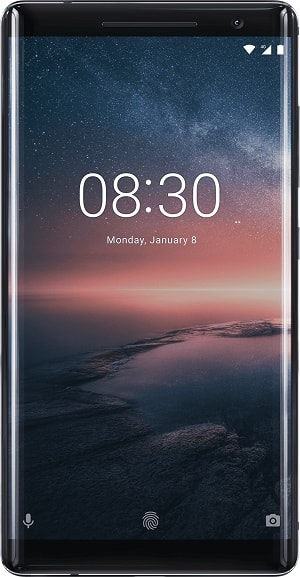 Nokia Sirocco smartphone