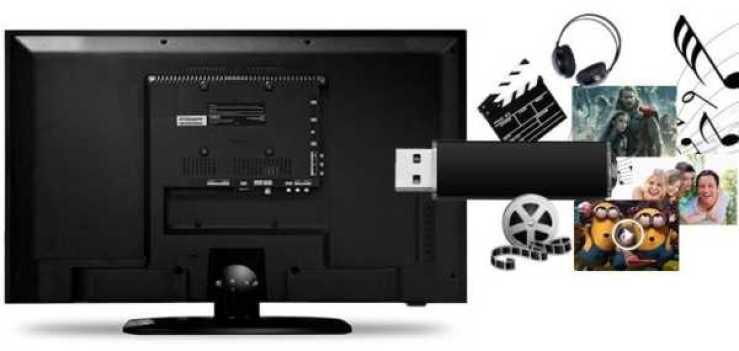 """Nasco """"43 inches full HDLed Tv back"""