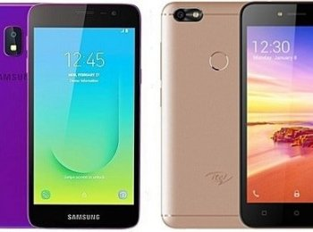 Galaxy J2 Core VS itel A32f (compare)