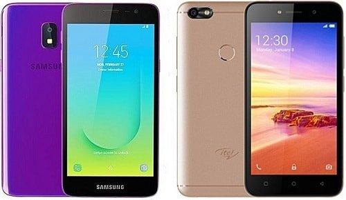 Galaxy J2 Core VS itel A32f (compare)