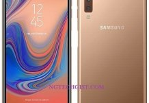 Samsung Galaxy A7 2018 speciications, review and price in Nigeria