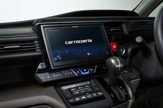 2DIN navigation system