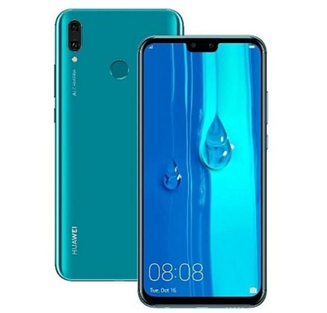 Huawei Y9 specs and price in Nigeria, Kenya and Ghana