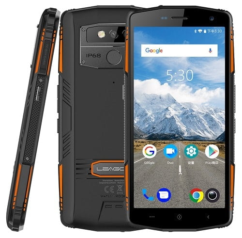 Leagoo XRover Rugged Phone specs, review and price