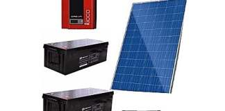 Cheap solar system for your home and office