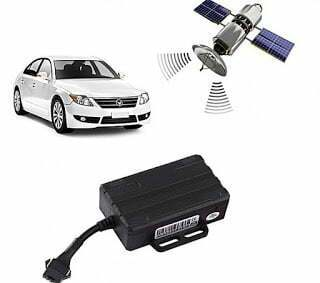 How does GPS car tracking system work