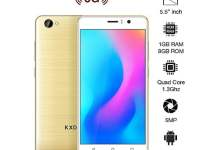 KXD W55 specifications and price in Nigeria