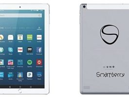 SmartBerry ​Xpro Ultra Slim sm tablet specs and price