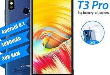 Vernee T3 Pro smartphone specs and price