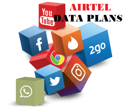 Airtel 4G, 3G data plan and subscription codes