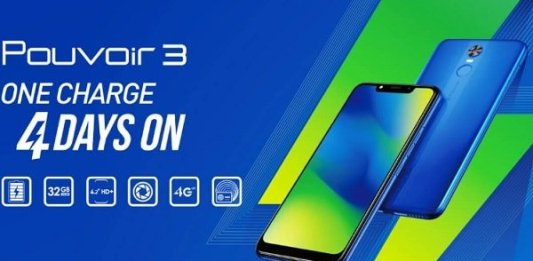 Tecno Pouvoir 3 specs and price
