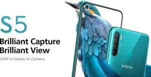 Infinix S5 specs and price