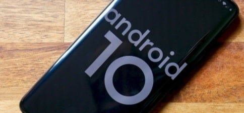 Latest Android 10 operating system