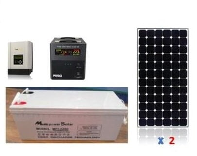 Prag 1.2 KVA SOLAR INVERTER SOLUTION