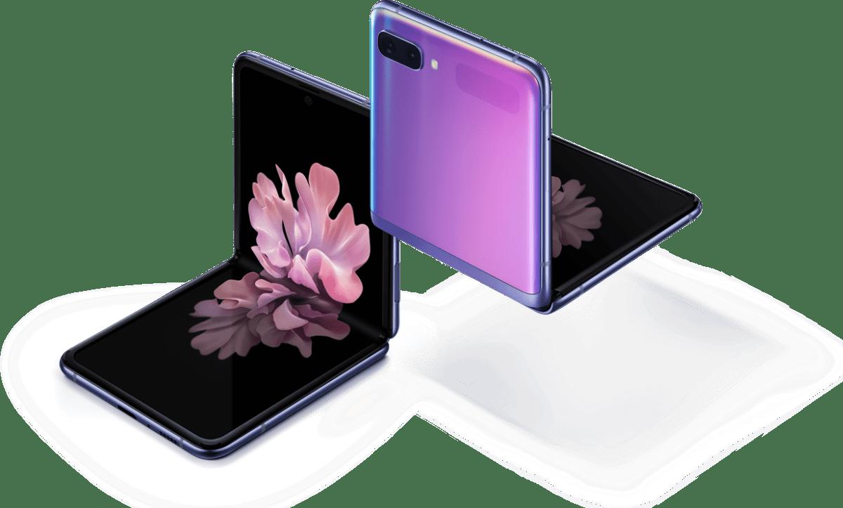 Samsung Galaxy Z Flip Unveiled