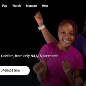 DStv confam channels lis