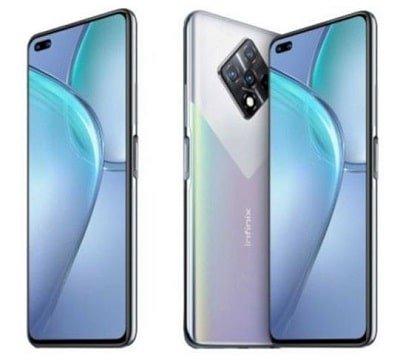 Zero 8 latest Infinix phones