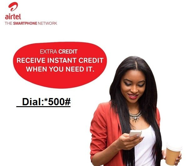 How To Borrow Data From Airtel using shortcode (*500#)