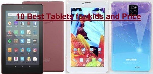 10 Best Android tablet for kids, children's tablet, tablets for kids
