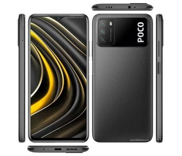 Xiaomi Poco M3 price in Nigeria