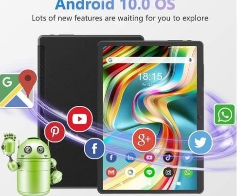Maxim MatrixPad Tablet, an Ultra Slim 10.1 inches tab with 4GB + 64GB ROM, dual Sim support and 4G LTE network