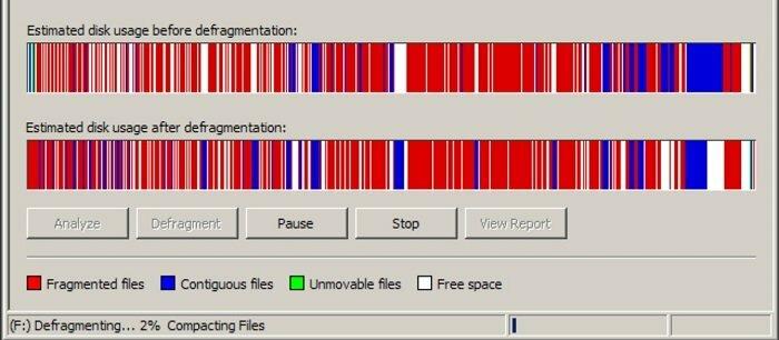 why do we defrag the Hard Disk