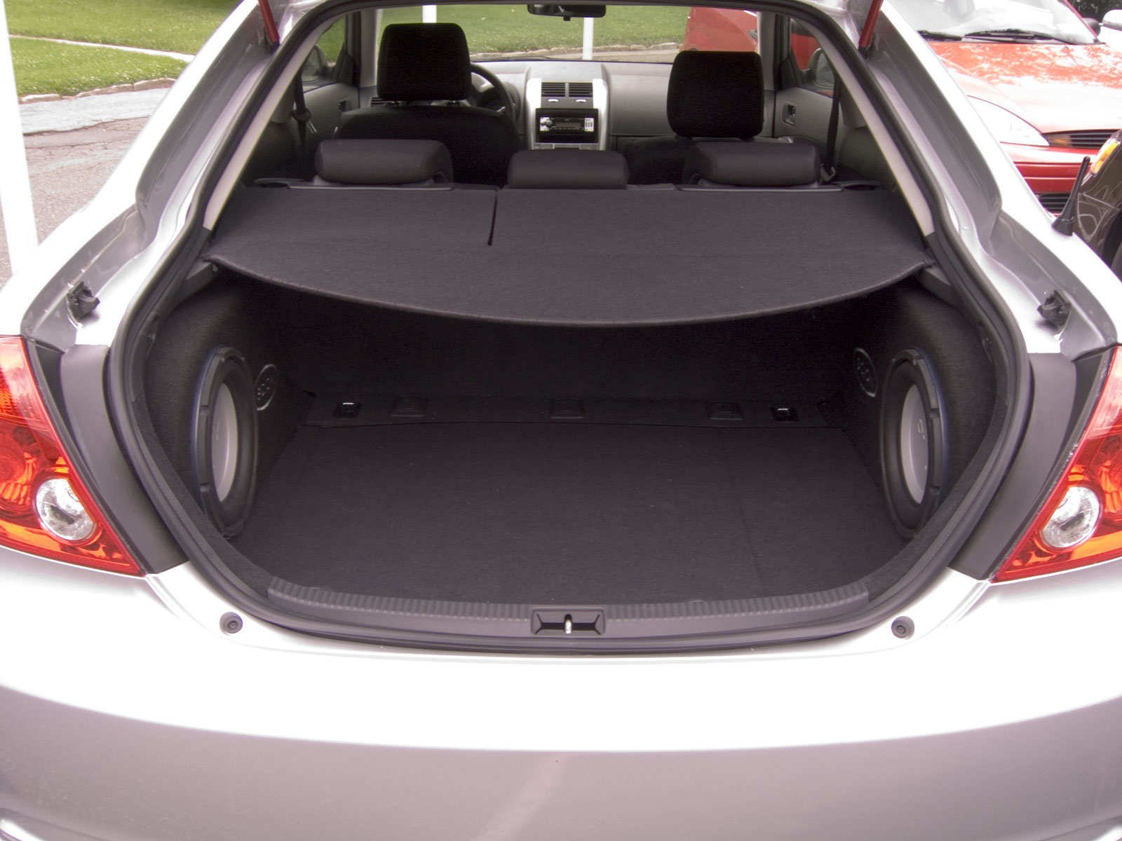 Scion Tc Subwoofer Autos Post