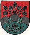 Arms of Berghausen, Austria
