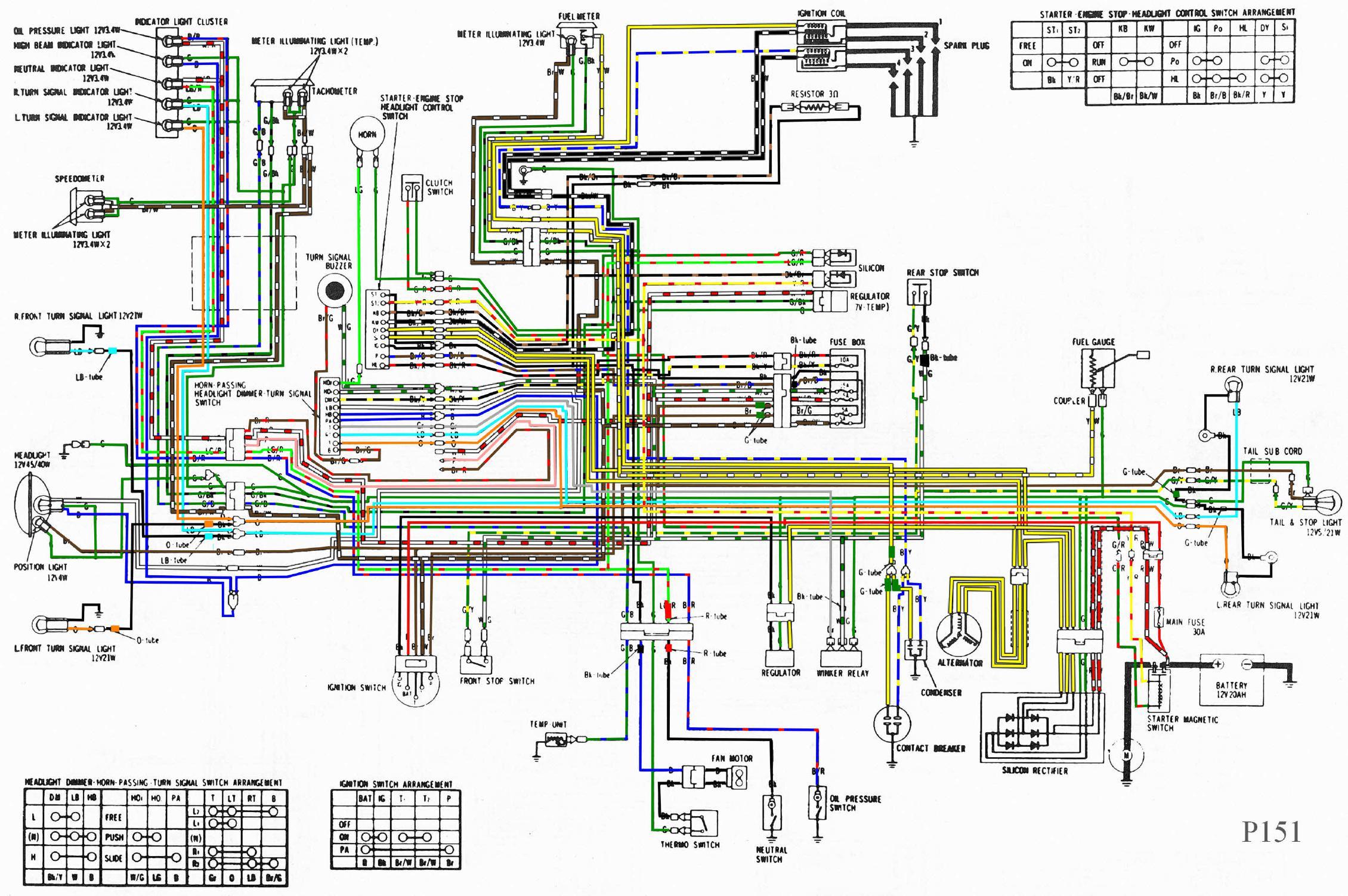 Goldwing Fuel Pump Wiring Diagram Delorean Gl1800 Cruise Schematic For A 1984 Honda Relay Gm