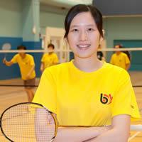 吳蔚羽毛球會教練介紹 Ng Wei Badminton Club